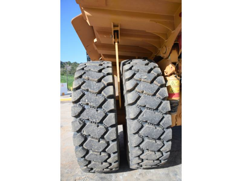 CATERPILLAR 鉱業用ダンプ・トラック 773 G equipment  photo 24