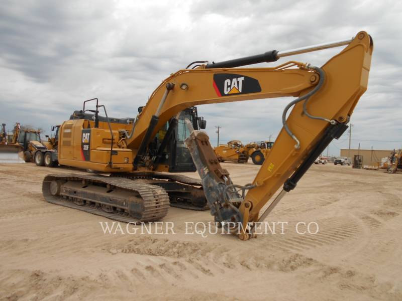 CATERPILLAR EXCAVADORAS DE CADENAS 323FL HMR equipment  photo 2