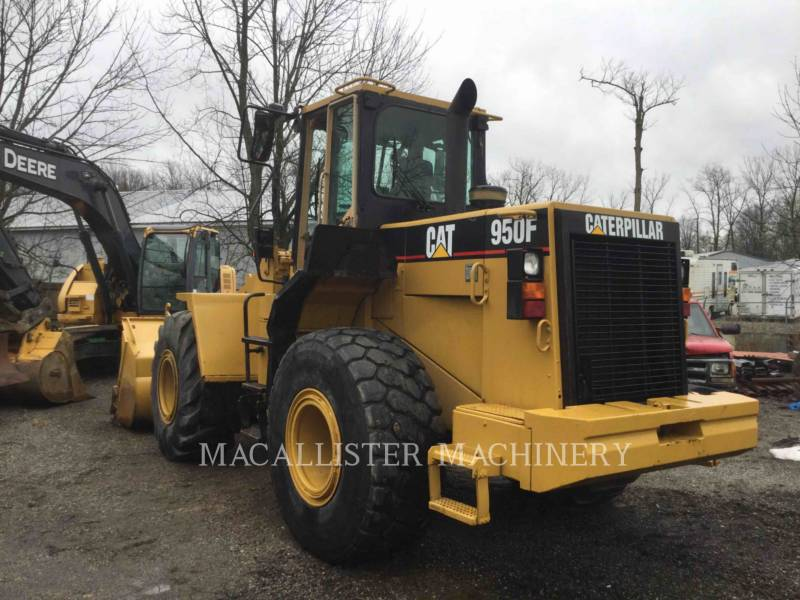 CATERPILLAR WHEEL LOADERS/INTEGRATED TOOLCARRIERS 950FII equipment  photo 2