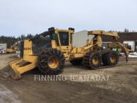 Equipment photo TIGERCAT 625C FORESTAL - ARRASTRADOR DE TRONCOS 1