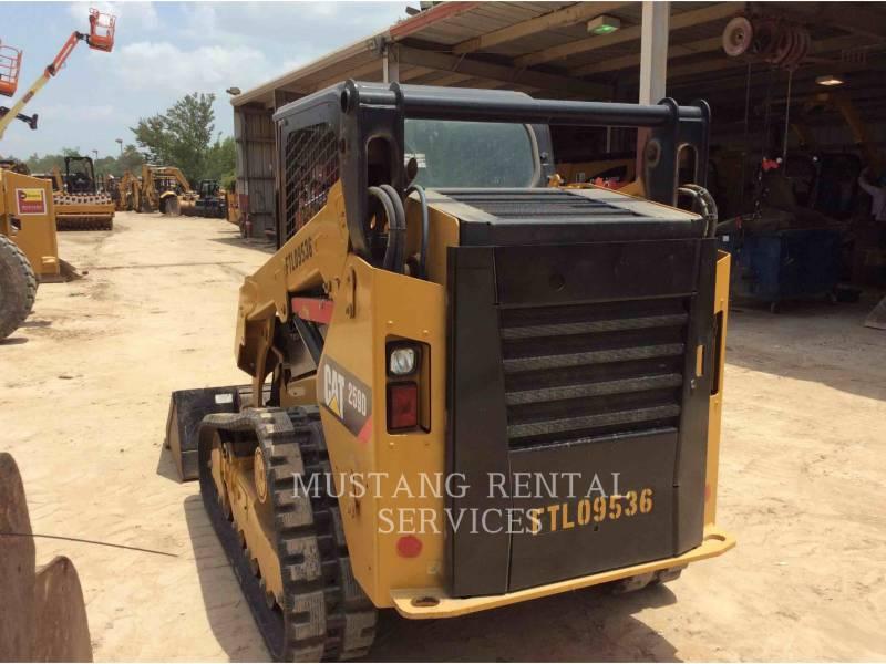 CATERPILLAR DELTALADER 259D equipment  photo 3