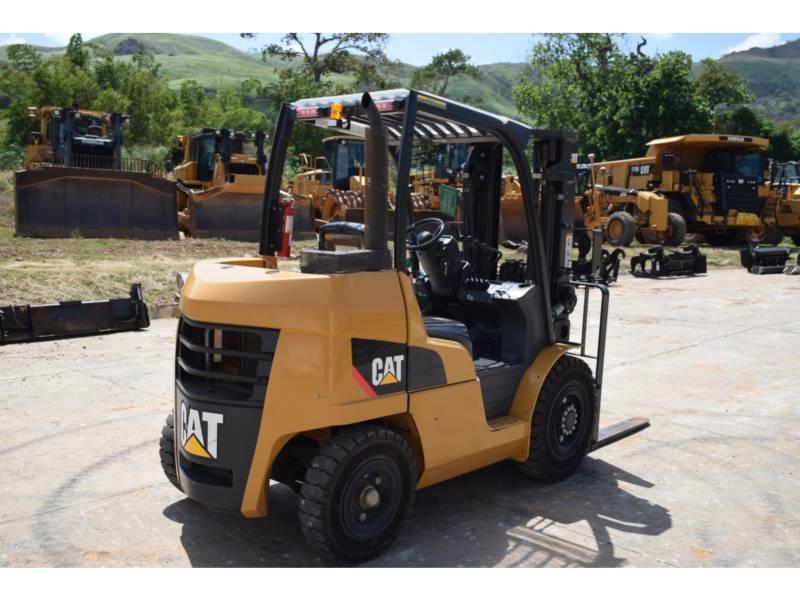 CATERPILLAR FORKLIFTS DP40NM1 equipment  photo 3