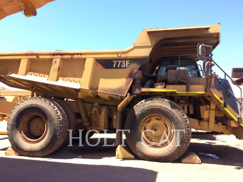 CATERPILLAR OFF HIGHWAY TRUCKS 773F equipment  photo 2