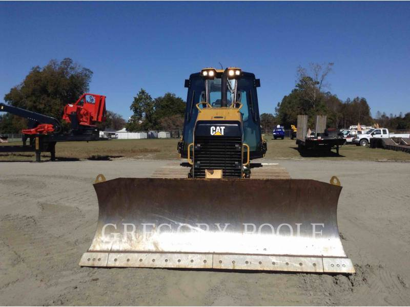 CATERPILLAR TRACK TYPE TRACTORS D5 LGP equipment  photo 2