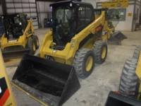 CATERPILLAR MINICARGADORAS 242D equipment  photo 1
