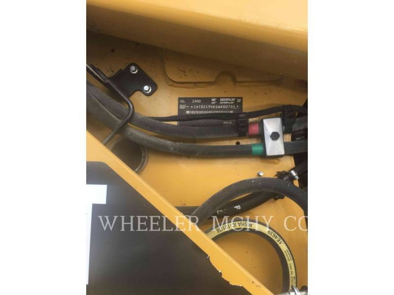 CATERPILLAR MULTI TERRAIN LOADERS 249D C3-H2 equipment  photo 2