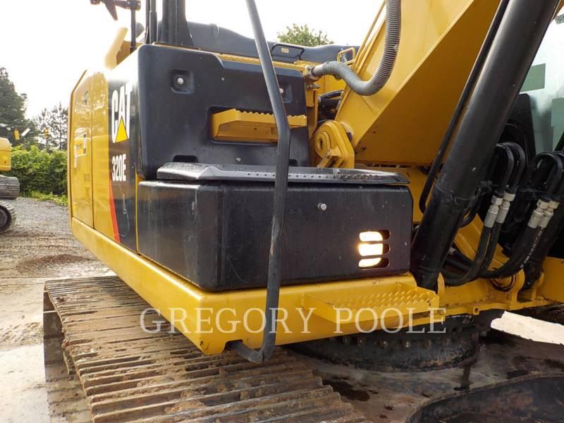 CATERPILLAR TRACK EXCAVATORS 320E L equipment  photo 6