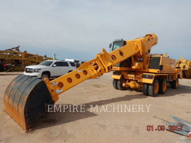 GRADALL COMPANY TRACK EXCAVATORS XL5100 equipment  photo 3