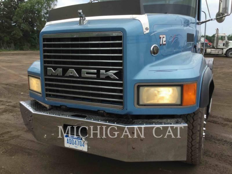 MACK ON HIGHWAY TRUCKS CL713 equipment  photo 14