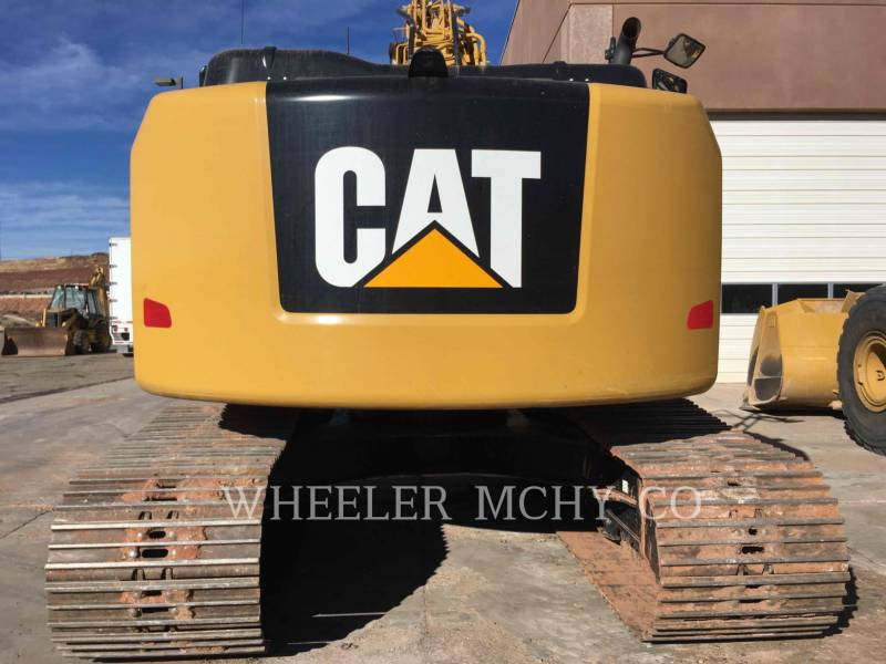 CATERPILLAR PELLES SUR CHAINES 320E LRRTH equipment  photo 12