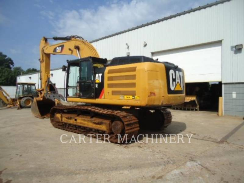 CATERPILLAR PELLES SUR CHAINES 336EL 10 equipment  photo 1