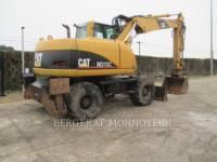 CATERPILLAR WHEEL EXCAVATORS M313C equipment  photo 2