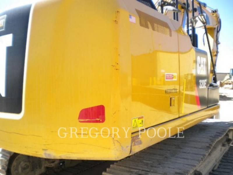 CATERPILLAR TRACK EXCAVATORS 320E/HYD equipment  photo 24