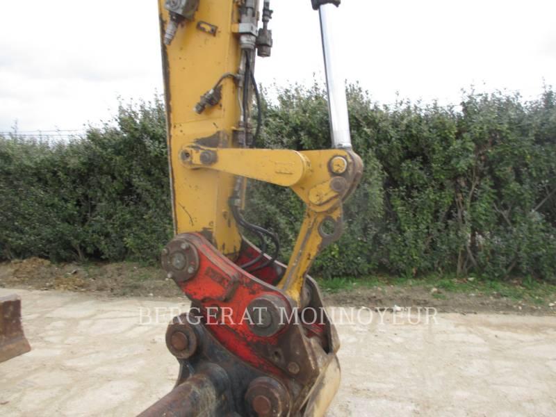 CATERPILLAR ESCAVADEIRAS DE RODAS M318D equipment  photo 5