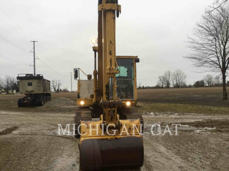 CATERPILLAR TRACK EXCAVATORS 215C LC equipment  photo 3
