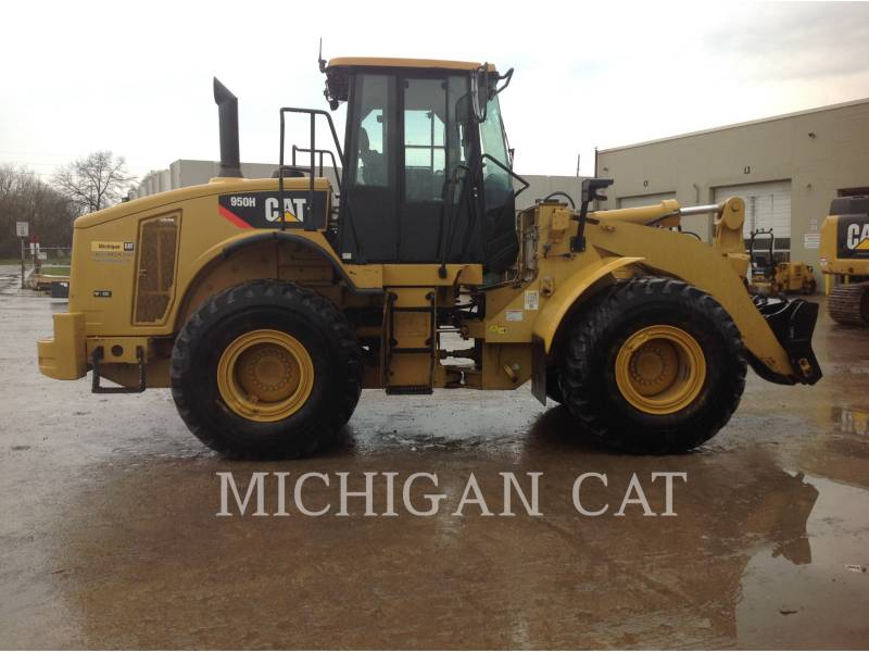 CATERPILLAR WHEEL LOADERS/INTEGRATED TOOLCARRIERS 950H RQ equipment  photo 8