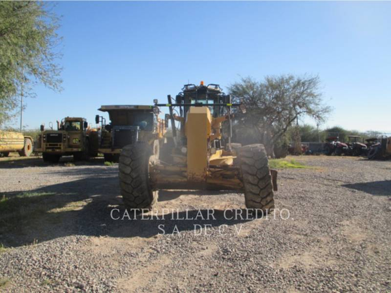 CATERPILLAR MOTONIVELADORAS 16M equipment  photo 4