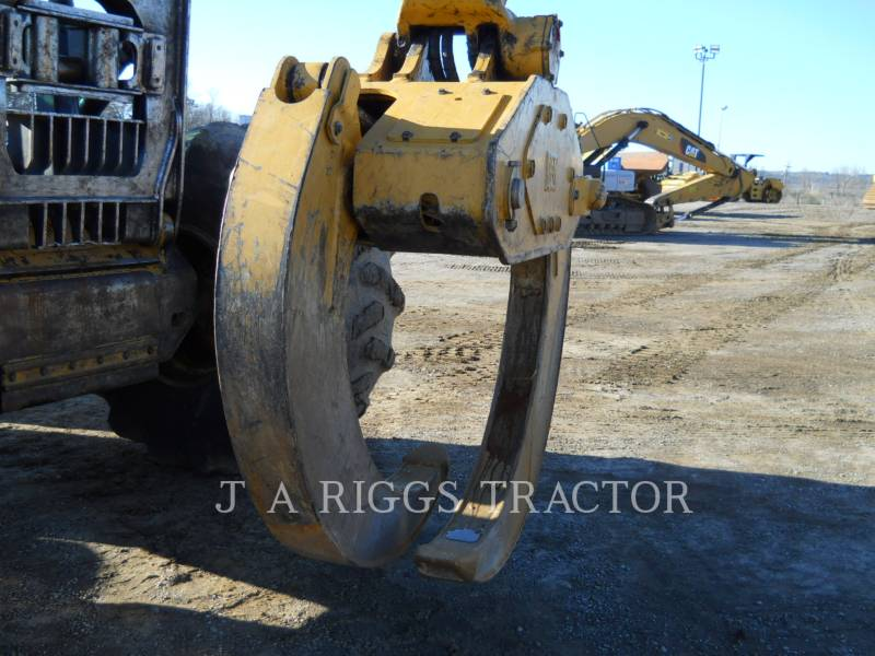 CATERPILLAR 林業 - スキッダ 545D DF equipment  photo 14