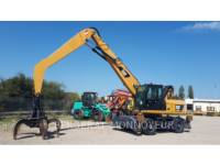Equipment photo CATERPILLAR M318DMH PELLES SUR PNEUS 1