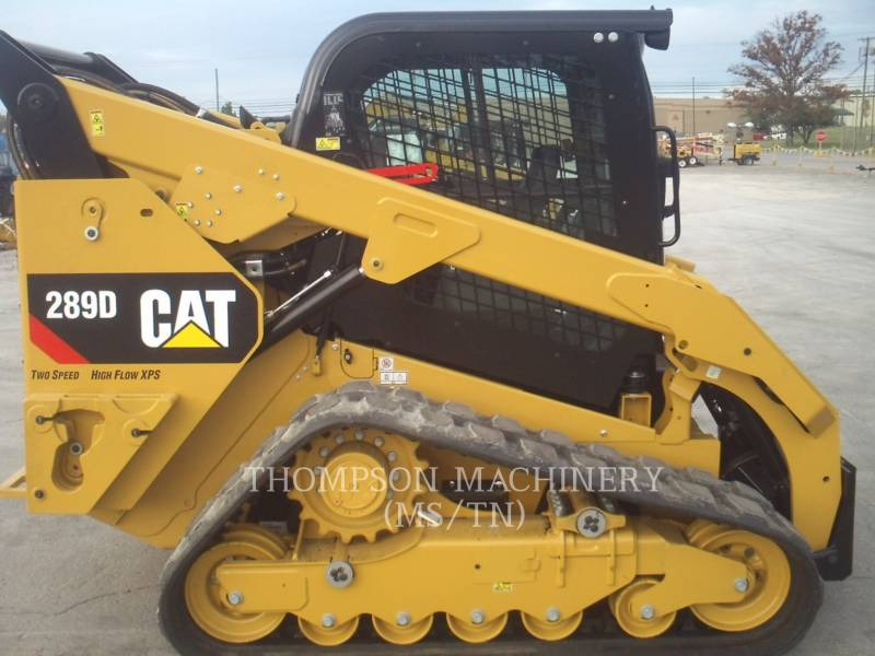 CATERPILLAR MINICARGADORAS 289DHF equipment  photo 1