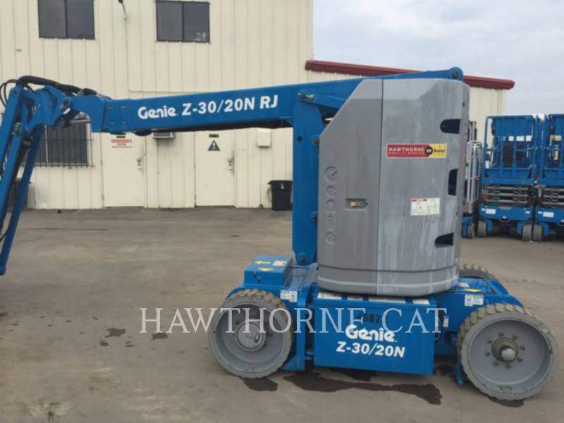 GENIE INDUSTRIES LIFT - BOOM Z30/20NRJ equipment  photo 5