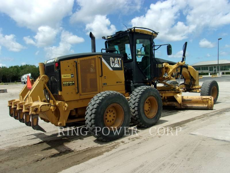 CATERPILLAR NIVELEUSES 160M VHP equipment  photo 4