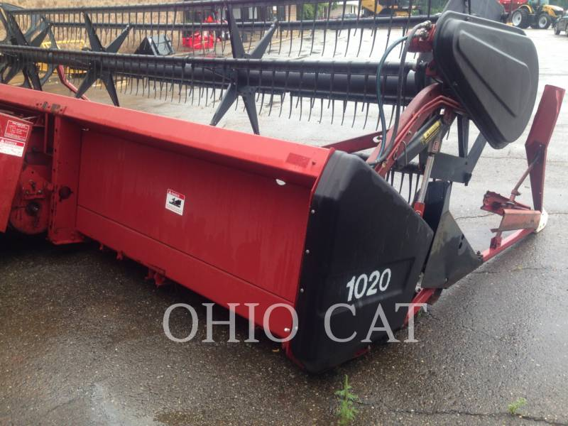 CASE/INTERNATIONAL HARVESTER COMBINADOS 1020 equipment  photo 13