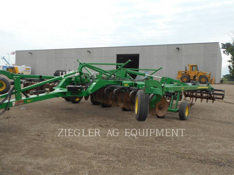 DEERE & CO. AG TILLAGE EQUIPMENT 2720 equipment  photo 15