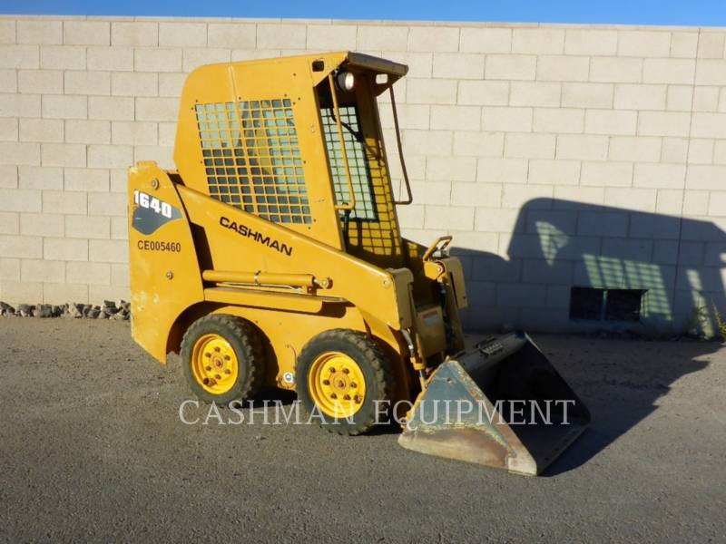 GEHL COMPANY SKID STEER LOADERS 1640E equipment  photo 2