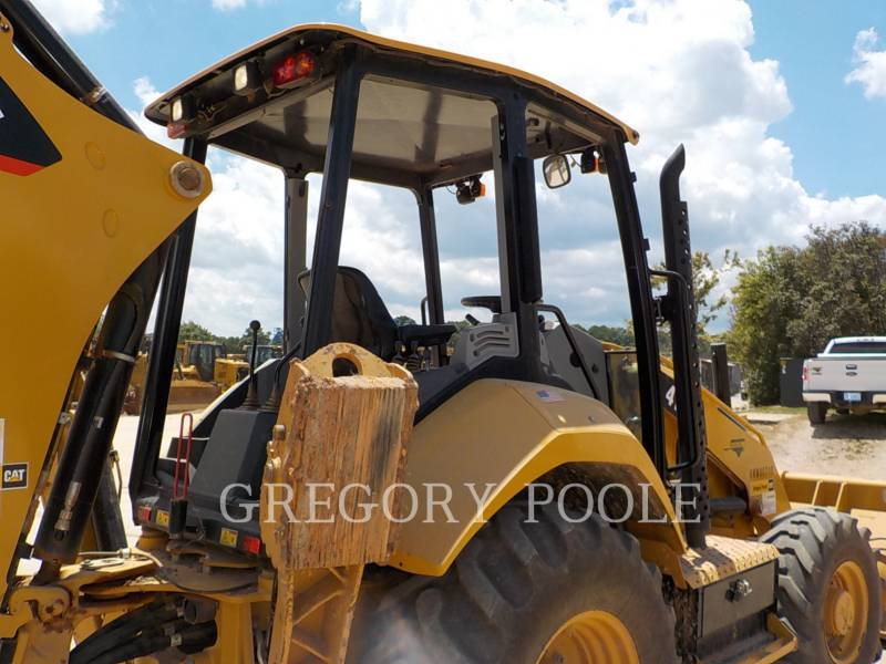 CATERPILLAR RETROEXCAVADORAS CARGADORAS 416F equipment  photo 10