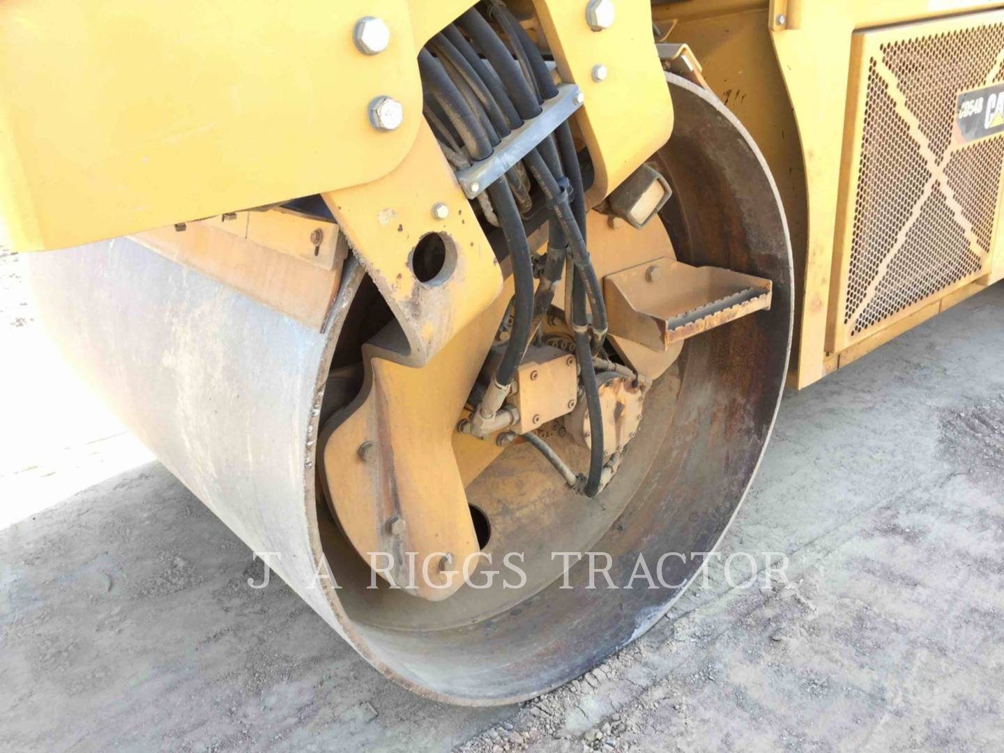 Detail photo of 2012 Caterpillar CD54B from Construction Equipment Guide