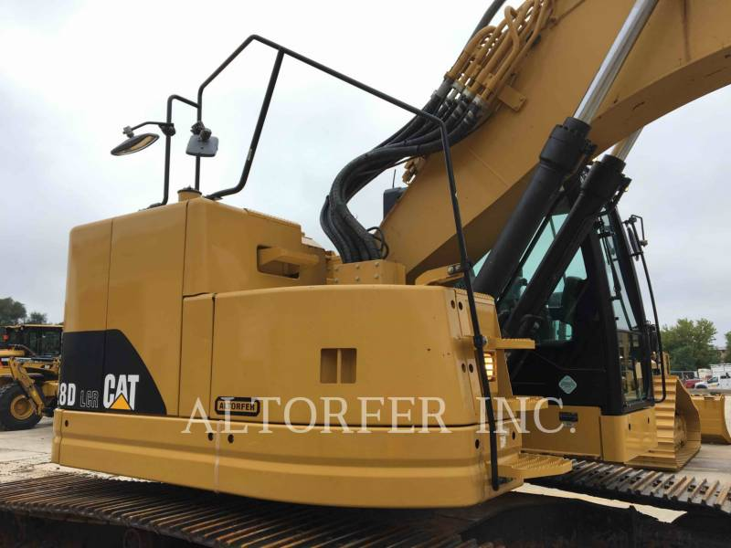 CATERPILLAR KETTEN-HYDRAULIKBAGGER 328DLCR equipment  photo 6