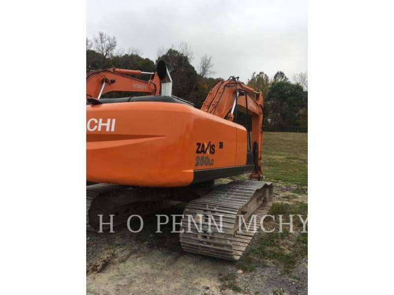 HITACHI PELLE MINIERE EN BUTTE ZX250LC-5 equipment  photo 3