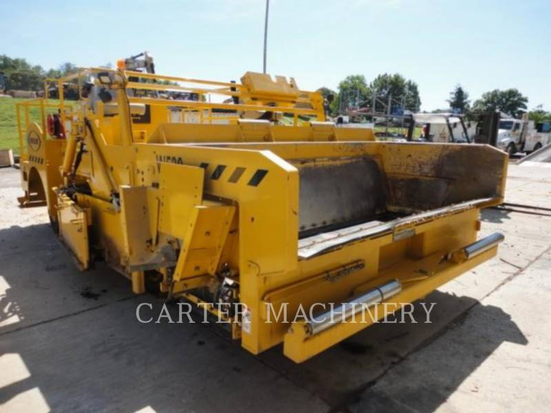 WEILER PAVIMENTADORA DE ASFALTO W530A equipment  photo 1