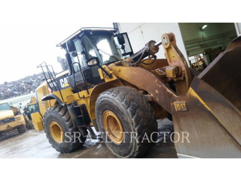 CAT TRADE-IN WHEEL LOADERS/INTEGRATED TOOLCARRIERS 972K equipment  photo 1