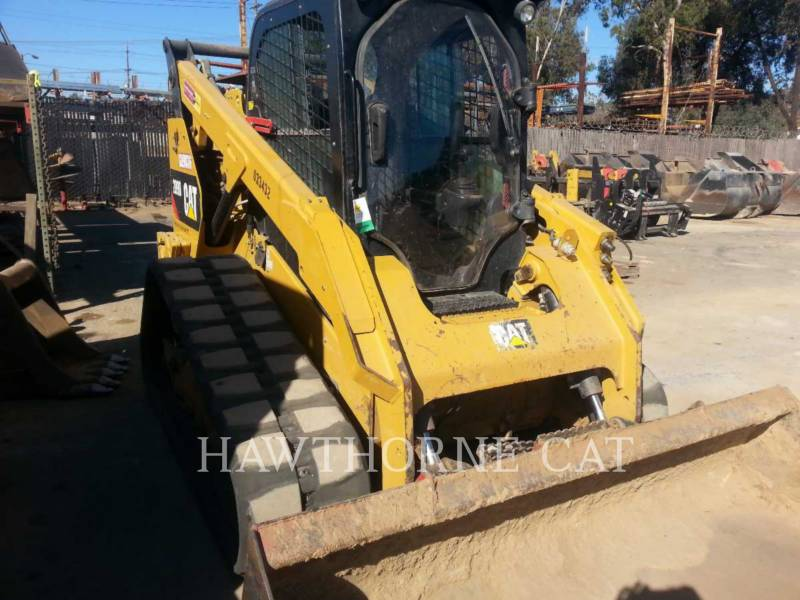 CATERPILLAR SKID STEER LOADERS 289D CABHF equipment  photo 1