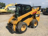 CATERPILLAR SKID STEER LOADERS 272D C3H2 equipment  photo 4