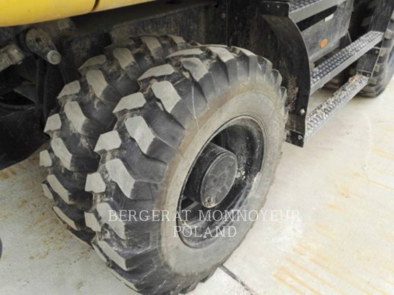 CATERPILLAR WHEEL EXCAVATORS M314 F equipment  photo 22
