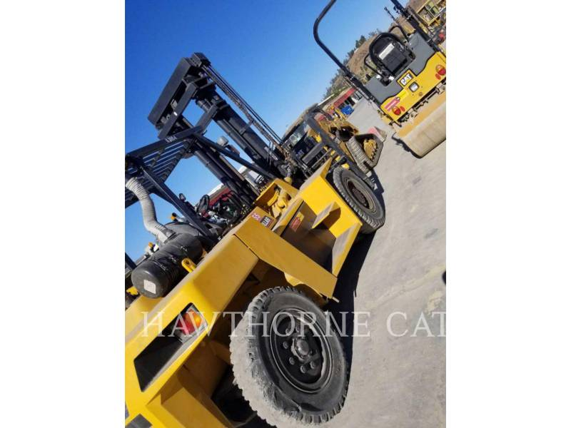CATERPILLAR FORKLIFTS DP90D equipment  photo 3