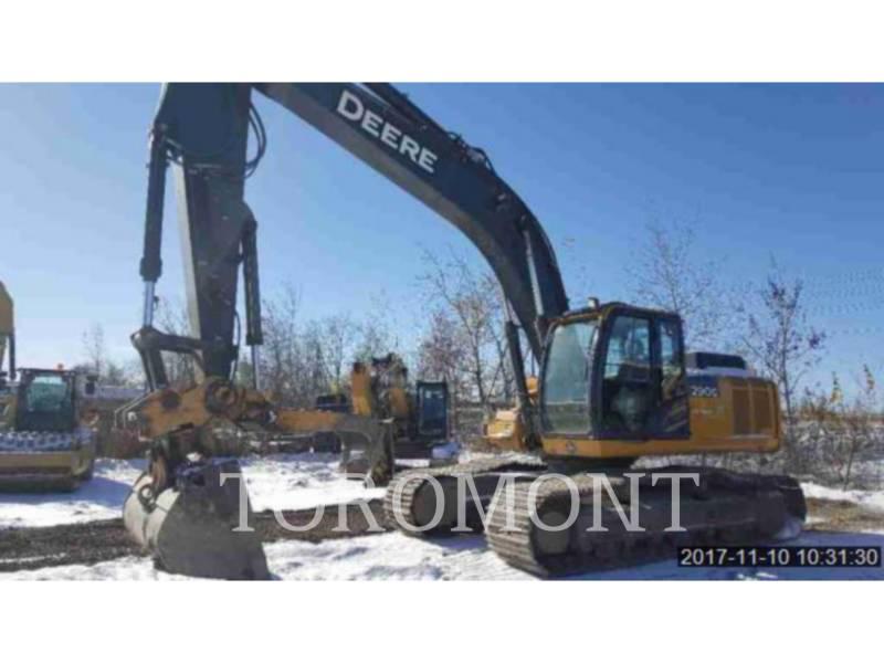 DEERE & CO. TRACK EXCAVATORS 290G equipment  photo 1