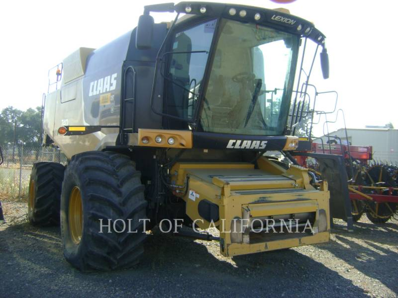 LEXION COMBINE COMBINADOS 740   GT10763 equipment  photo 4