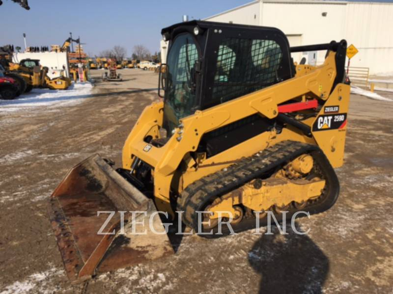 CATERPILLAR CHARGEURS TOUT TERRAIN 259DR equipment  photo 1
