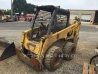 Equipment photo KOMATSU LTD. SK815-5N SKID STEER LOADERS 1