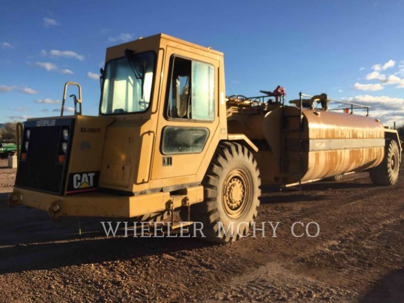 CATERPILLAR WATER WAGONS WT 613C WW equipment  photo 1