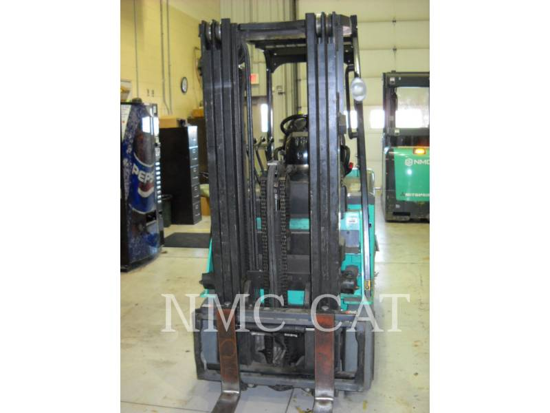 MITSUBISHI FORKLIFTS CARRELLI ELEVATORI A FORCHE FBC25N_MT equipment  photo 3