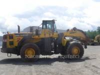 KOMATSU CARGADORES DE RUEDAS WA600 equipment  photo 3