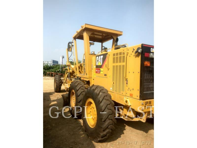 CATERPILLAR MOTORGRADER 120K2 equipment  photo 4