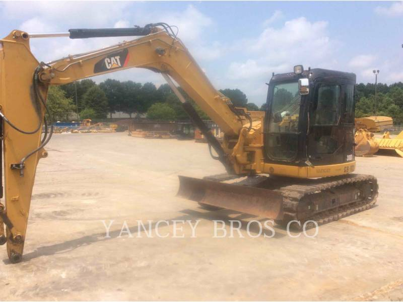 CATERPILLAR ESCAVATORI CINGOLATI 308DCRSB equipment  photo 1