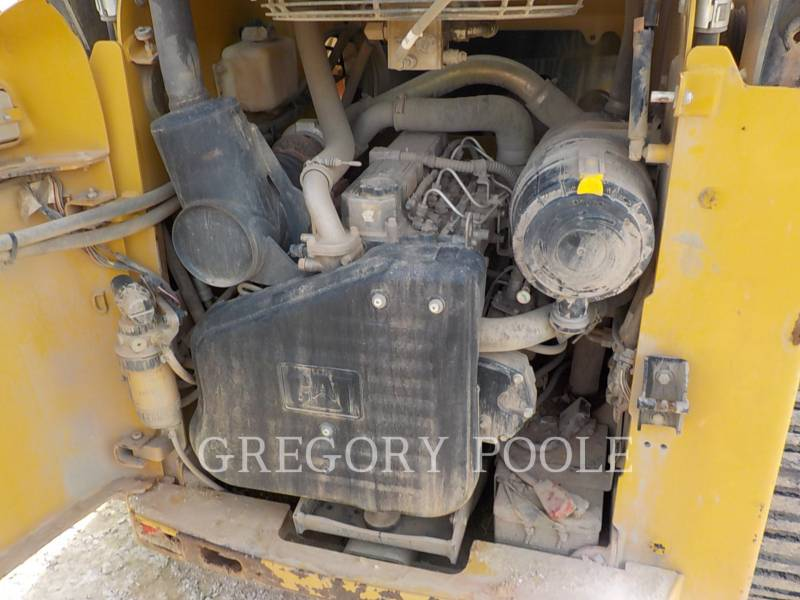 CATERPILLAR UNIWERSALNE ŁADOWARKI 259B3 equipment  photo 15