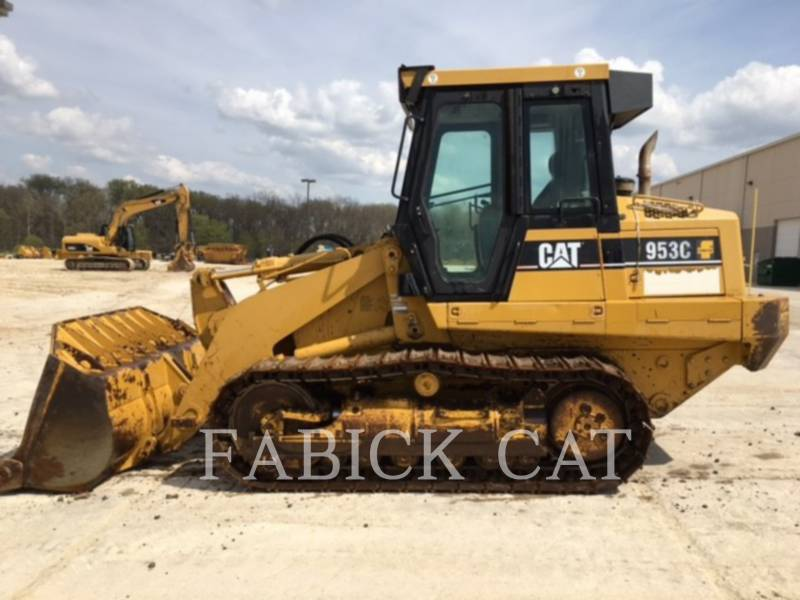 CATERPILLAR CARREGADEIRA DE ESTEIRAS 953C equipment  photo 5